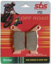 SBS SI Sintered Brake Pads 674HS Front 1721-1899