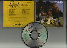 BOULEVARD - What's up CD RARE SCANDI AOR MHR SKAGARACK TINDRUM STAGE DOLLS FOXX