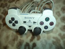 Official Sony PlayStation 2 PS2 DualShock 2 Controller SCPH-10010 White