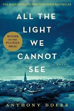 All the Light We Cannot See by Anthony Doerr (2014, Hardcover)