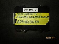 10 MAZDA 3 GENUINE ADAPTER MODULE #BBM466DHXA *See item description*