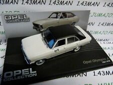 voiture 1/43 IXO eagle moss OPEL collection : OLYMPIA A 1967/1970