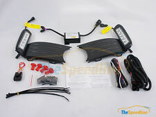 10 11 12 13 14 HONDA JAZZ FIT VIBE-S RS E-MARK LED DRL Daytime Runing Light SAE