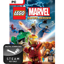 LEGO MARVEL SUPER HEROES PC STEAM KEY solo