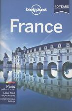 Lonely Planet France (Travel Guide)-ExLibrary