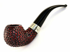 "PETERSON "" Donegal Rocky XL02 "" Bent - 9mm Pfeife / Pipe"