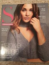 S EXPRESS Magazine 2016 FRANKIE BRIDGE Kimberley Walsh MAX IRONS Gregory Porter