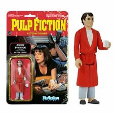 Pulp Fiction Jimmie Dimmick ReAction Figure NEW Toys 80's Movies Classic Retro