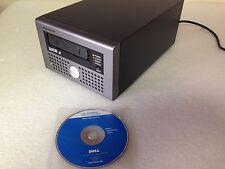 Dell Quantum PowerVault 110T External Tape Drive Ultrium LTO 2 CL1002 UG210