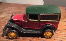 """Toy Ford Sedan cast iron toy car. 5-1/2"""" inch"""