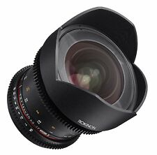 Rokinon Cine DS 14mm T3.1 Wide Angle Cine Lens for Micro Four Thirds - DS14M-MFT