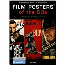Film Posters of the 60s by Reel Poster Gallery FILM PLAKAT BILDBAND BUCH 60er