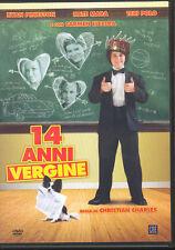 14 ANNI VERGINE - DVD (USATO EX RENTAL)