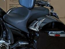 Kuryakyn Saddlebag Front Kick Accents For Victory (pr) 7692 41-8884 3550-0222