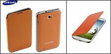 Genuine Samsung Galaxy Note N700 Orange Flip Cover EFC-1ECOECSTD - BRAND NEW