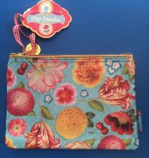 Modern Vintage PIP STUDIO Cosmetic Bag/Pencil Case - Floral Design - BNWT