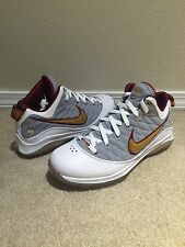 SAMPLE Nike Air Max LeBron VII 7 MVP POP Puppet Unreleased Exclusive PE Promo DS