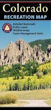 Benchmark Colorado Recreation Map (Benchmark Maps: Colorado), Benchmark Maps, Go