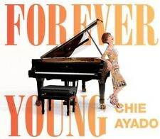 Forever Young - Chie Ayado (2013, CD NUOVO)