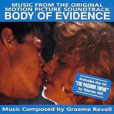 'BODY OF EVIDENCE' GRAEME REVELL 'SOLD OUT' MOVIE SOUNDTRACK CD MILAN  RECORDS