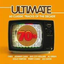 ULTIMATE 70S 3CD NEU JOHNNY NASH/BARRY BLUE/TINA CHARLES/THE NOLANS/THE TRAMMPS
