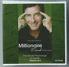Millionaire Mind Intensive -The Secret Psychology of Wealth 16 CDS Brand New!