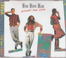 Bad Boys Blue CD-SINGLE HUNGRY FOR LOVE (c) 1988