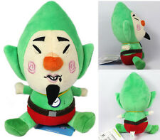 "7"" The Legend of Zelda The Wind Waker Tingle Plush Toy Kid Stuffed Toy Doll Gift"