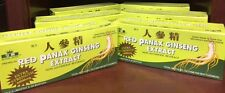 Red Panax Ginseng Extract. 6 Boxes (180 Bottles)
