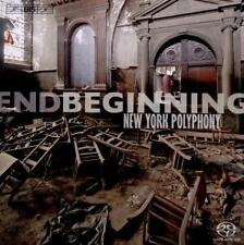EndBeginning - New York Polyphony Hybrid SACD