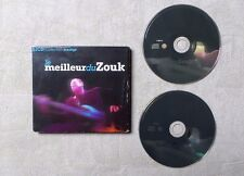 CD AUDIO MUSIQUE / LE MEILLEUR DU ZOUK  COLLECTION PRESTIGE 2 X CD COMPILATION