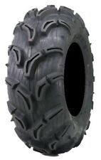 Set (2) 26-9-12 & (2) 26-11-12 Maxxis Zilla ATV UTV Mud Tires 26x9-12 26x11-12