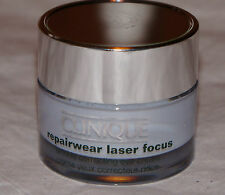 Clinique repairwear laser focus wrinkle correcting eye cream .5 oz 15ml