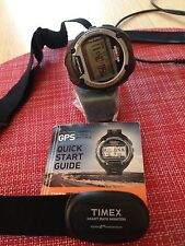 Timex Ironman Global Trainer Elite GPS Watch 2.4 Heart Rate Monitor Watch
