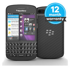 BlackBerry Q10 - 16GB - Black (O2) Smartphone