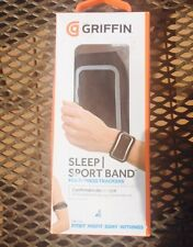 Griffin Black Sleep Sport Band Fitness Trackers FitBit Sony MisFit Armband