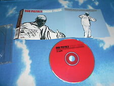 DUB PISTOLS - UNIQUE FREAK UK CD SINGLE
