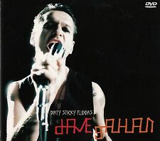Dave Gahan ‎DVD Single Dirty Sticky Floors - Digipak - Europe (M/M)