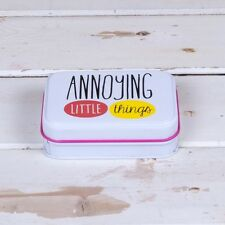 ANNOYING LITTLE THINGS TIN - Brand NEW with FREE Delivery!  - (DECKT03)