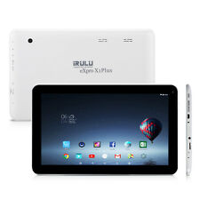 "iRULU 10.1"" Android 5.1 Quad Core Bluetooth 10 Inch HD Screen GMS 16GB Tablet PC"