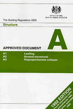 The Building Regulations 1991 1991: Approved Document A, Great Britain: Departme