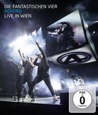 Rekord-Live in Wien von Die Fantastischen Vier (2015), Neu OVP, Blu-ray Disc !!!