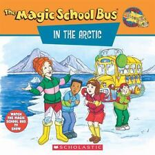 The Magic School Bus in the Arctic: A Book About Heat ( Cole, Joanna ) Used -