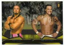 2016 Topps WWE Then Now Forever Rivalries NXT #17 Bo Dallas vs. Neville