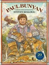 Paul Bunyan (Reading rainbow book) ( Kellogg, Steven ) Used - VeryGood