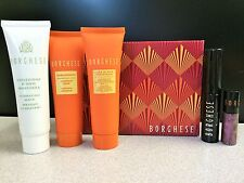 Borghese Gold Infusion Deluxe 5 pc. Beauty Product Travel Set- NIB