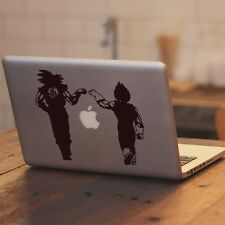 "Dragon Ball Vegeta & Goku Decal Sticker for Apple Macbook Pro & Air 13"" 15"" 17"""