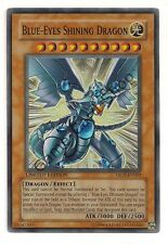 YuGiOh! - BLUE-EYES SHINING DRAGON - MOV-EN001- Super Rare - LIMITED EDITION