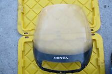 OEM  89-98 HONDA PC800 PACIFIC COAST FRONT WINDSHIELD WINDSCREEN