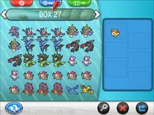 ☇Unlock Service for Pokemon X All 721 Pokemon Full Dex Items Nintendo 3DS 2DS XL